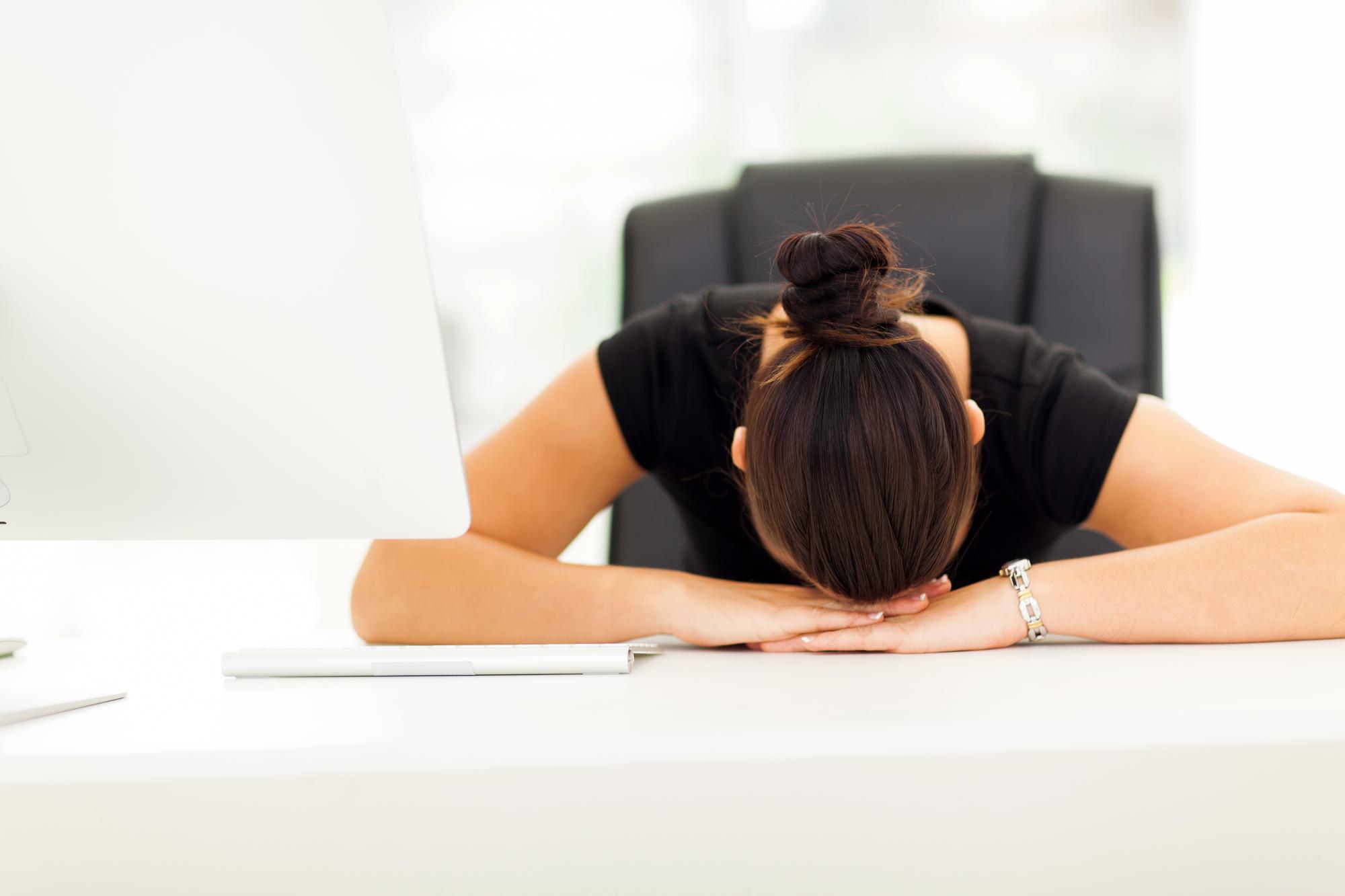 Does Stress Keep You Awake At Night?