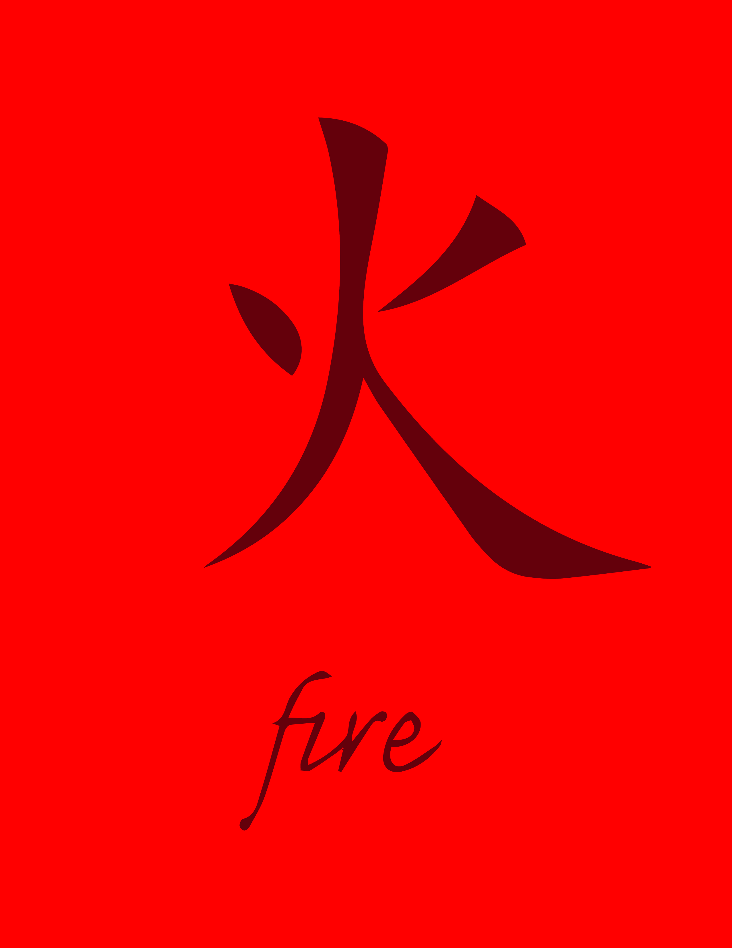 Wisdom Of The Fire Element